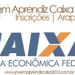 Vagas - JOVEM APRENDIZ CAIXA 2015 ARAPIRACA- INSCRIÇÕES