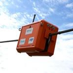 Robô identifica a ocorrência de corrosão em cabos energizados em LT