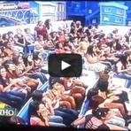 Vídeo Luis Ricardo acidente programa do Ratinho 09/12/2014