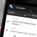 Downloads Legais - Melhores aplicativos de tradução - Android