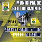 Apostila Preparatória Concurso Prefeitura de BH -Belo Horizonte - MG para Agente Comunitário de Saúde (ACS)