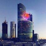 Religião - Igreja Ortodoxa é contra instalação do Olho de Sauron em Moscou, que é a representação do olho do demônio