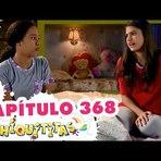 Chiquititas Capítulo 368 - Quarta (10/12/14) - Completo