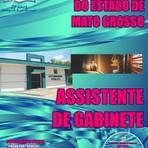 Livros - Apostila ASSISTENTE DE GABINETE - Concurso Defensoria Pública do Estado / MT 2015