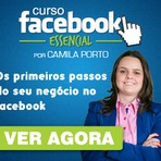Internet - Curso Facebook Essencial