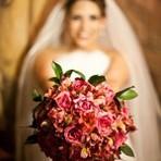 Significado das Flores num Buquê de Noiva