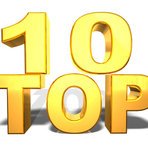 Gadget - Top 10 visitantes