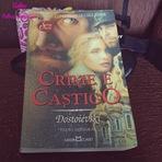 Livros - E aí Pri? - Livro: Crime e Castigo