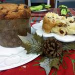 Panetone com Mix de Berries e Chocolate receita Mais Você 12/12/2014