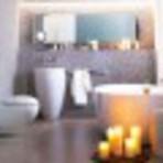 Banheiros com decoração 3D