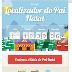 Softwares - Seguidor do Pai Natal da Google
