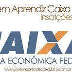 Vagas - JOVEM APRENDIZ CAIXA 2015 DF- INSCRIÇÕES