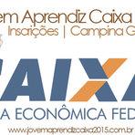 Vagas - JOVEM APRENDIZ CAIXA 2015 CAMPINA GRANDE- INSCRIÇÕES