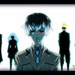 Downloads Legais - Tokyo ghoul - re