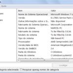 Softwares - Curso de Batch Script - O utilitário msinfo32