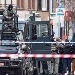 Internacional - Quatro homens armados fazem refém na Bélgica cidade de Ghent