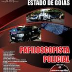 Apostila  Policia Civil / GO  PAPILOSCOPISTA POLICIAL (CD GRÁTIS)2015