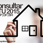 CONSULTA IPTU 2015 RJ, SP, DF, BH