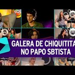 Galera de Chiquititas conta tudo no Papo SBTista