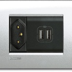 A Legrand facilita a sua vida com saídas USB embutido