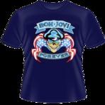Camisetas Bon Jovi