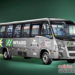 Volare inicia testes de produção de ônibus no Espírito Santo