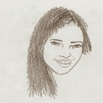 Arte & Cultura -  Como desenhar cabelo cacheado
