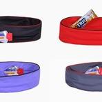 Esportes - Cool Belt - Cinto porta objetos e documentos para corrida, ciclismo e esportes