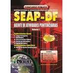 Apostila Concurso SEAP-DF 2015 - Agente de Atividades Penitenciárias