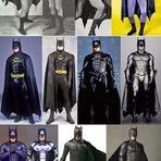 Veja a evolução do Batman