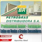 Apostila concurso petrobras distribuidora 2014 – 2015 profissional júnior enfase em vendas a grandes consumidores