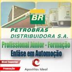 Apostila concurso petrobras distribuidora 2014 – 2015 profissional júnior ênfase em automação