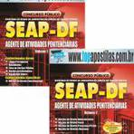 Apostila Concurso SEAP-DF 2015 Cargo Agente de Atividades Penitenciárias[+CD Grátis]