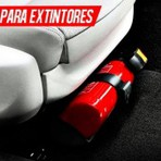 Automóveis - Confira as novas regras para extintores de carros