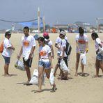 EcoNatal 2014 - Projeto Limpeza na Praia