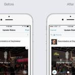Facebook começa a corrigir fotos automaticamente