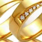 Aliança certa para os noivos, como escolher