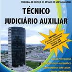 Apostila TJ SC 2015 - Tribunal de Justia de Santa Catarina - Tcnico Judicirio Auxiliar - Editora Podium