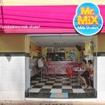 Franquia Mr Mix - Milk Shake