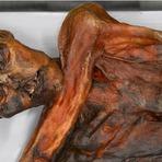 DNA não humano em múmia com 5 mil anos.
