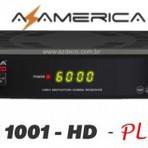 Internet - Atualização Azamerica S1001 Plus HD 17/12/2014 dezembro