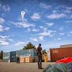 Google faz parceria com CNES ( Centro Espacial Françês )