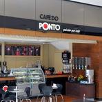 Franquia de Cafeteria - Café do Ponto