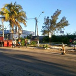 Itaú retira o único caixa eletrônico que tinha do banco aqui na praia de Farol de São Tomé. Entenda o motivo:
