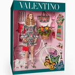 Editorial da Vogue Paris transforma modelos em bonecas vivas