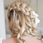 Modelos de penteados com tranças embutidas, para várias ocasiões