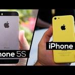 iPhone 5S vs iPhone 5C – Comparação