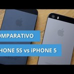 Comparativo: iPhone 5S vs iPhone 5