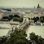 Budapest, a cidade que não dorme