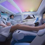 Automóveis - Carro conceito apresenta o futuro dos carros de auto-condução